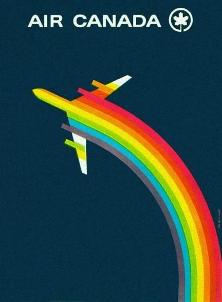 Air Canada Poster