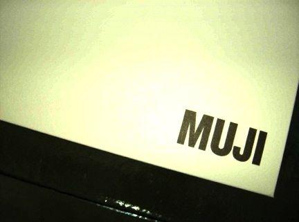 Muji Typeface