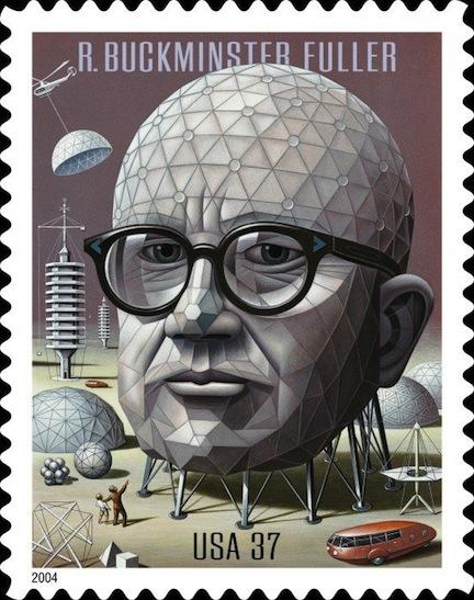Fuller Stamp