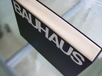 BAUHAUS BOOK 1989 2