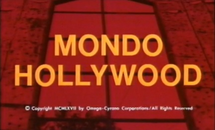 MONDO HOLLYWOOD 1