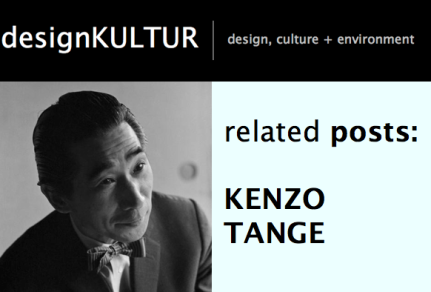 related posts - KENZO TANG