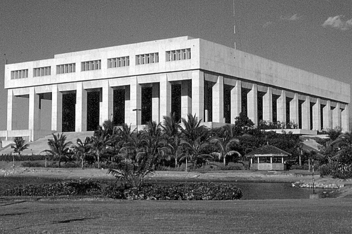 Cultural center of the philippines the manila film center tragedy