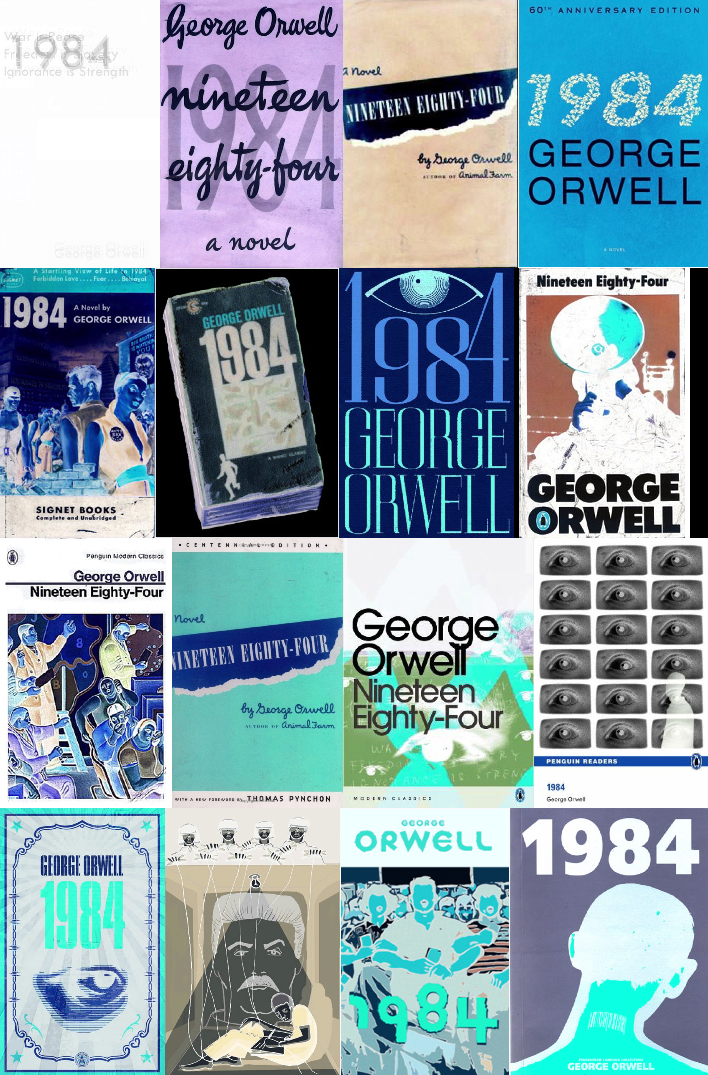 1984 george orwell book summary