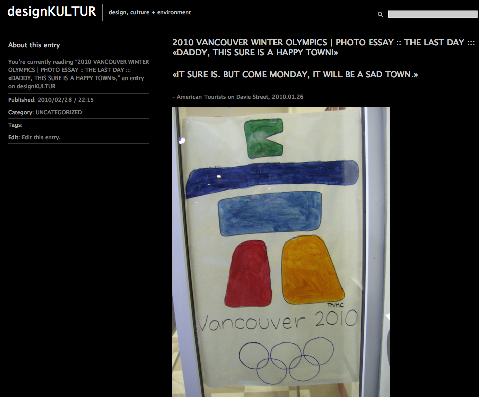 physics in the winter olympics essay The science and engineering of the 2014 olympic winter games is a 10-part video collection that delves into the physics, engineering, chemistry, design and mathematics behind the world's.
