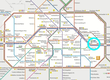 PHOTOGRAPHY SIMON HØGSBERG WERE ALL GONNA DIE METERS - Berlin rail map pdf