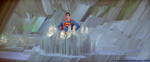 SUPERMAN 1 - FORTRESS OF SOLITUDE