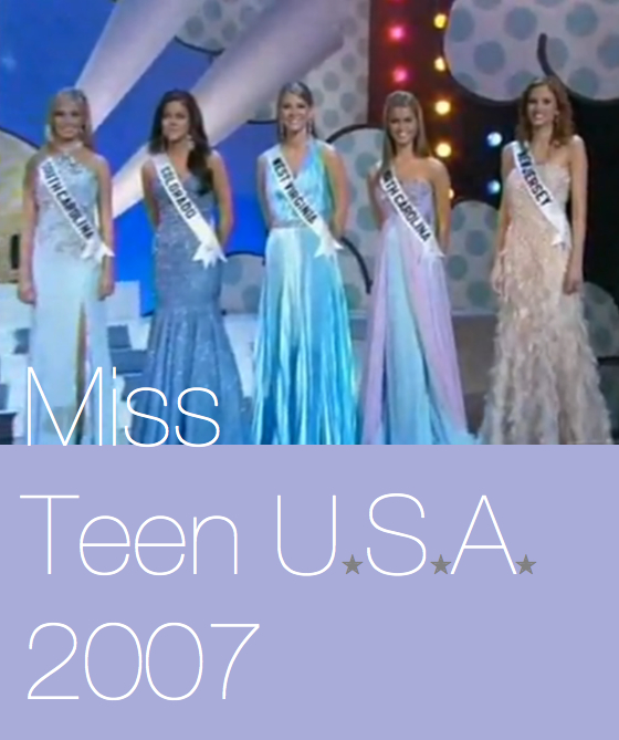 Miss Teen USA 2007 (South