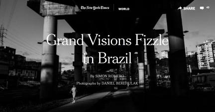 Brazil - NYT