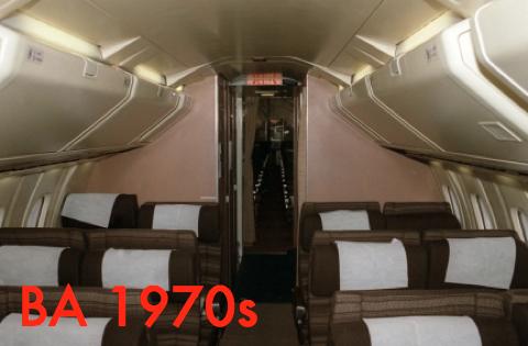 TRANSPORTATION | Mach 2 :: Concorde Interiors By Andrée Putman (+ Norman  Foster) » BA CONCORDE INTERIOR U2013 19770s
