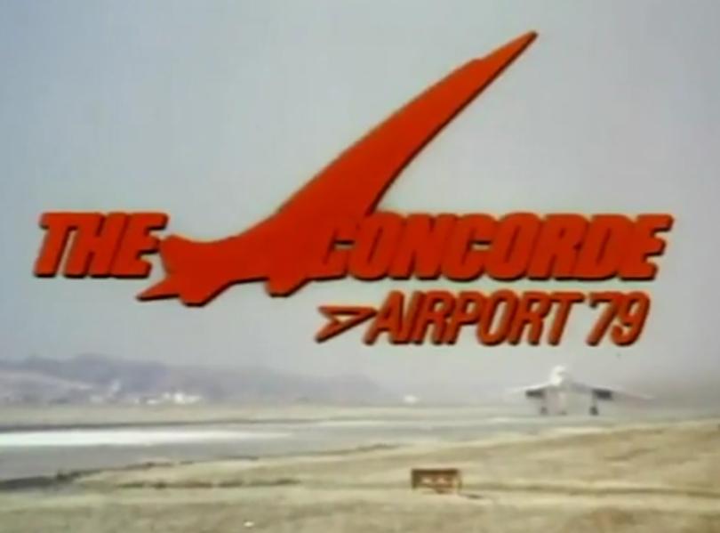 THE CONCORDE – AIRPORT '79 | designKULTUR