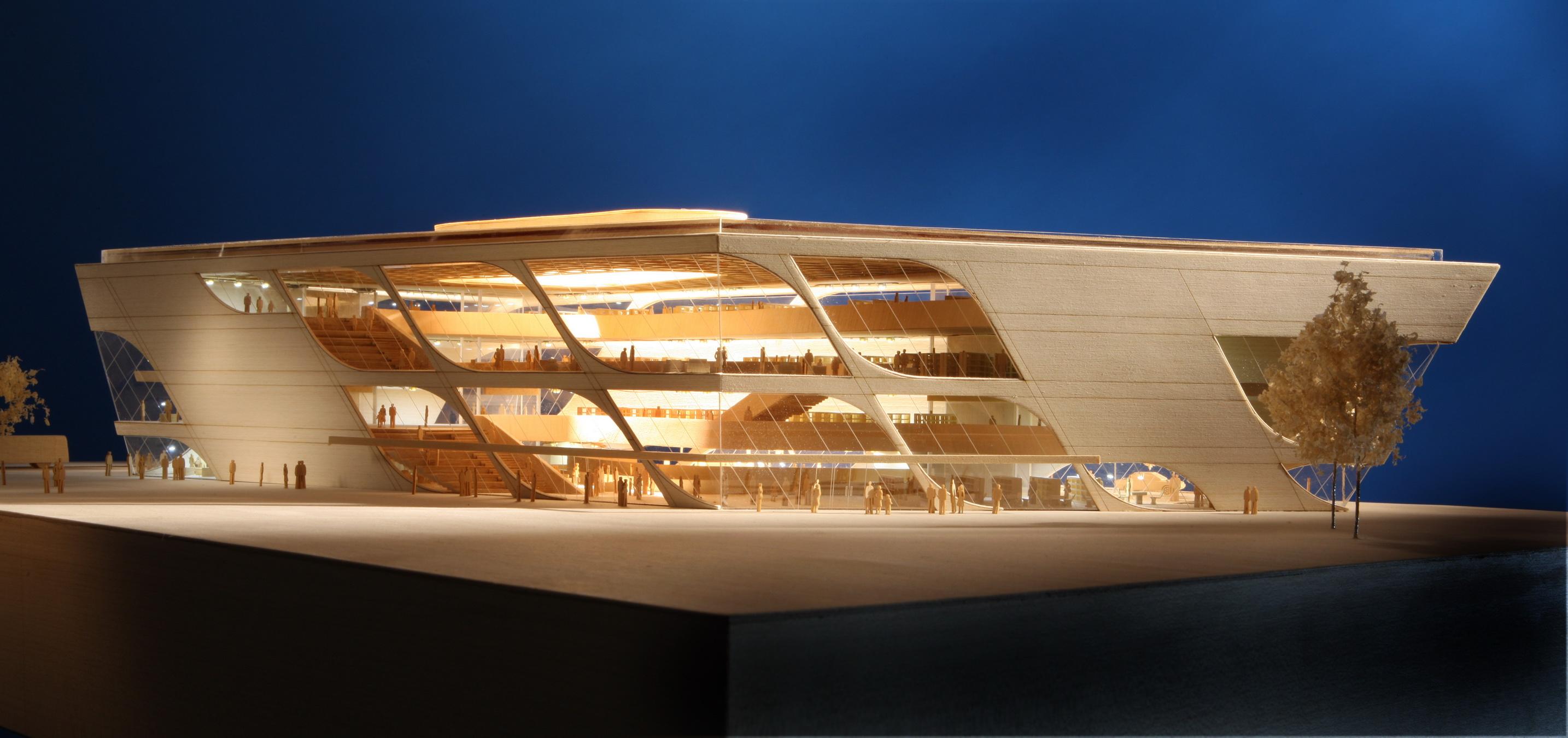 Surrey Library Concept