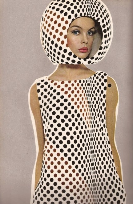 Harper's Bazaar, April 1965. Photographer- Richard Avedon. Model- Jean Shrimpton