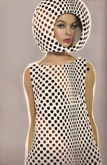 Harper's Bazaar, April 1965. Photographer- Richard Avedon. Model- Jean Shrimpton
