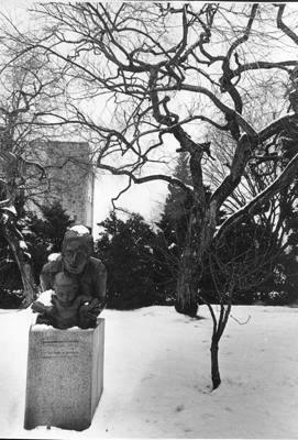 George Norris Sculptor - 11
