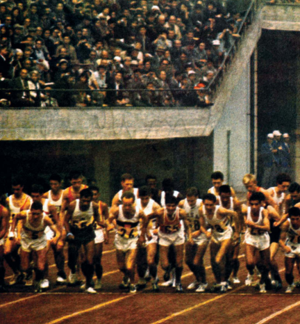ATHLETES - Tokyo 1964 Olympics - Offical Report - 53