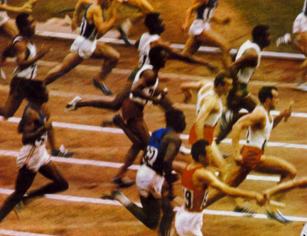 ATHLETES - Tokyo 1964 Olympics - Offical Report - 55