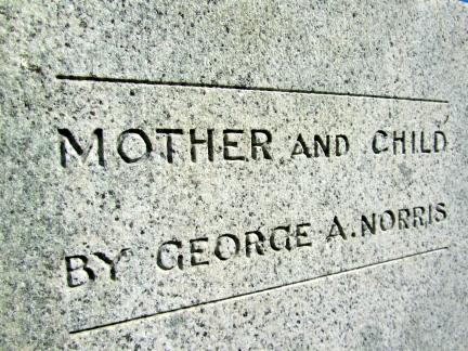 designKULTUR - George Norris - Mother and Child - 1957 -5