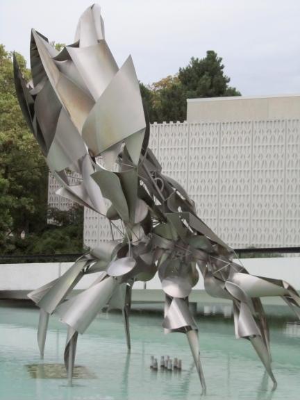 designKULTUR - George Norris Sculptor - 2