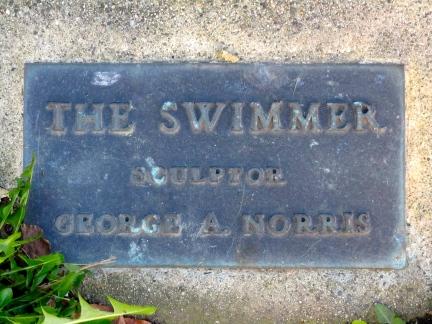 designKULTUR - George Norris - The Swimmer - 1977 - 3