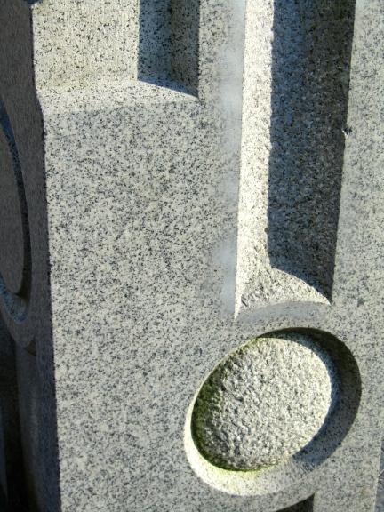 designKULTUR - Gerhard Class - George Cunningham Memorial Sundial - 1967 - 12