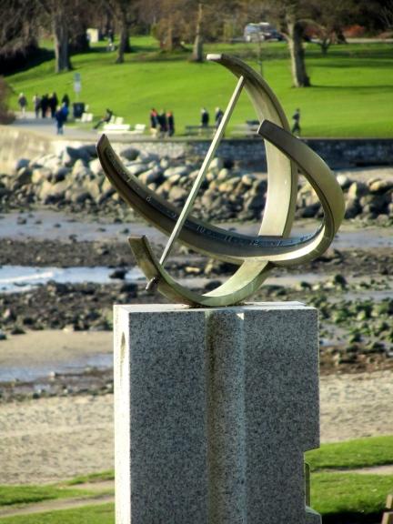 designKULTUR - Gerhard Class - George Cunningham Memorial Sundial - 1967 - 2
