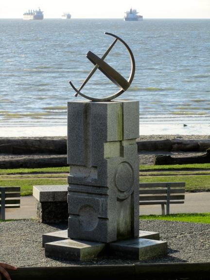 designKULTUR - Gerhard Class - George Cunningham Memorial Sundial - 1967 - 4