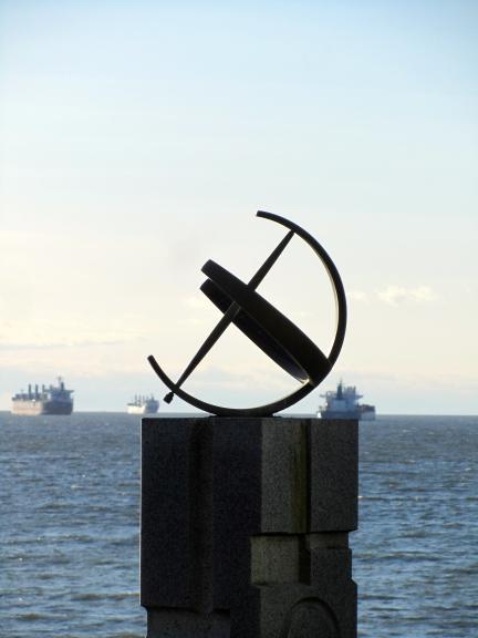 designKULTUR - Gerhard Class - George Cunningham Memorial Sundial - 1967 - 5