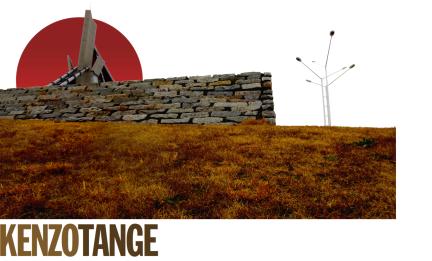 designKULTUR - KENZO TANGE 1964 - 5