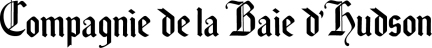designKULTUR - Logos - HBC - Old - Fraktur FRENCH