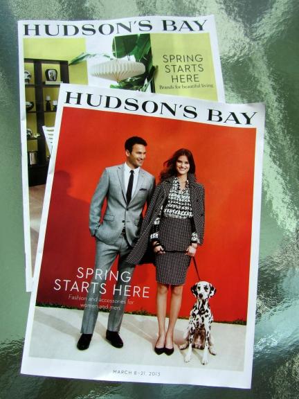 designKULTUR - Logos - Hudson's Bay Brand Evolution - 1