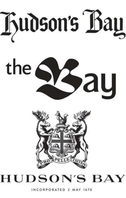 designKULTUR - Logos - Hudson's Bay Brand Evolution