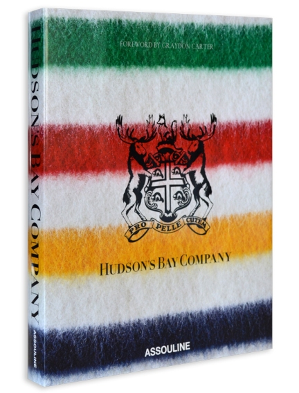 designKULTUR - Logos - Hudson's Bay - The Book