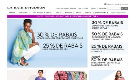 designKULTUR - Logos - La Baie d'Hudson - Home Page