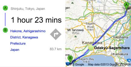designKULTUR - Odakyū-Sagamihara - map