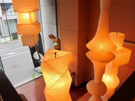 designKULTUR - Tokyo 2013 - Shopping - Isamu Noguchi Akari Showroom - 2