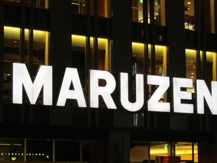 designKULTUR - Tokyo 2013 - Shopping - Maruzen - 2