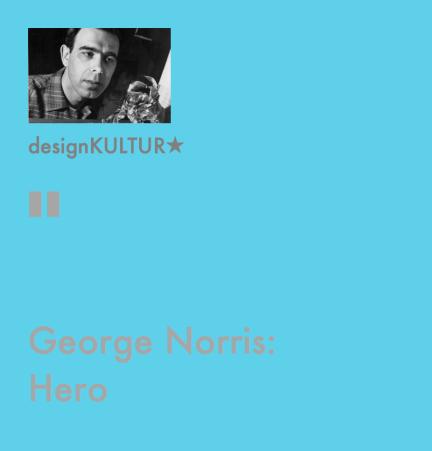 dk star - George Norris - Hero