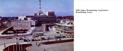 FACILITIES - Tokyo 1964 Olympics - Offical Report - 24
