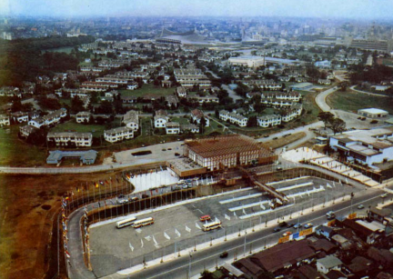 FACILITIES - Tokyo 1964 Olympics - Offical Report - 38
