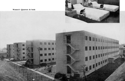 FACILITIES - Tokyo 1964 Olympics - Offical Report - 45