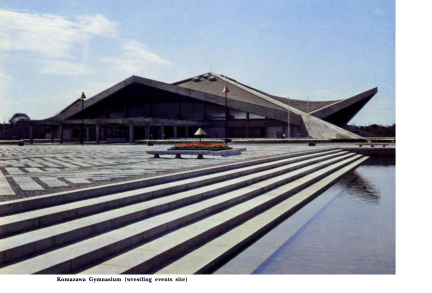 FACILITIES - Tokyo 1964 Olympics - Offical Report - 72