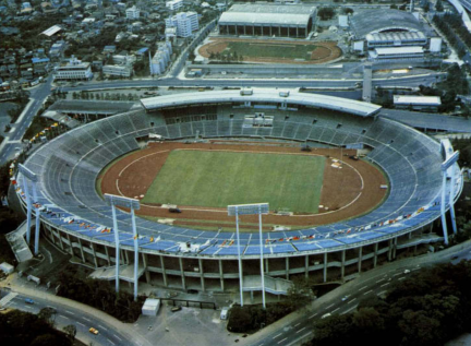 FACILITIES - Tokyo 1964 Olympics - Offical Report - 84