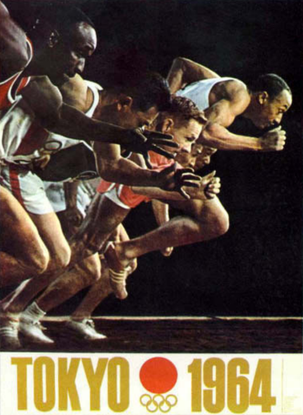 GRAPHICS - Tokyo 1964 Olympics - Offical Report - 30