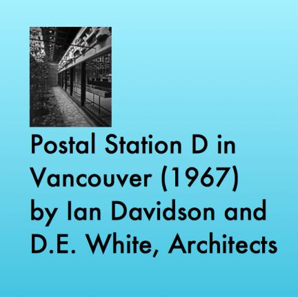 Ian Davidson and D.E. White