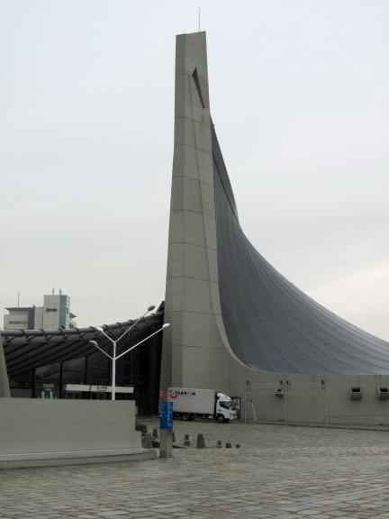 KENZO TANGE - Tokyo 2013 - Yoyogi National Gym - 4