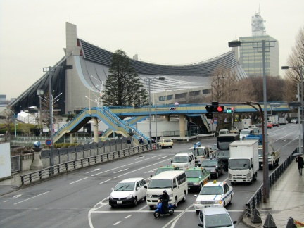 KENZO TANGE - Tokyo 2013 - Yoyogi National Gym - 19