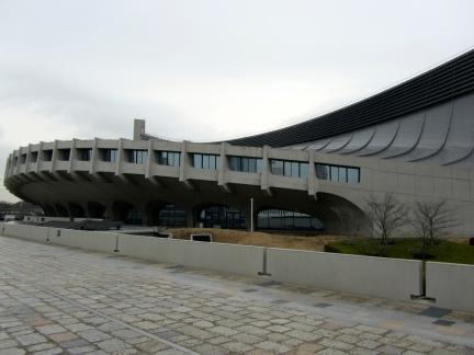 KENZO TANGE - Tokyo 2013 - Yoyogi National Gym - 35