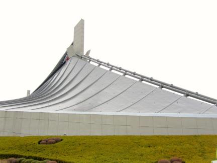 KENZO TANGE - Tokyo 2013 - Yoyogi National Gym - 37
