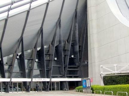 KENZO TANGE - Tokyo 2013 - Yoyogi National Gym - 44